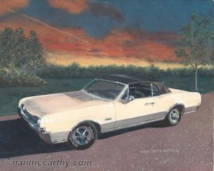 1967 Olds 443